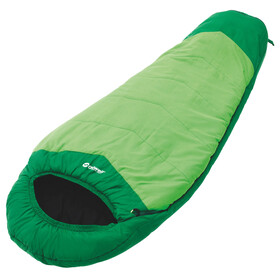 Outwell Convertible Junior Sleeping Bag Children green